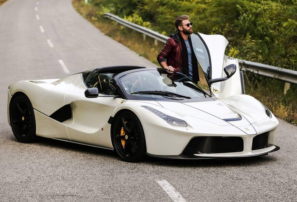 Ferrari LaFerrari Aperta - Josh Cartu