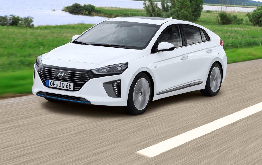 Hyundai IONIQ conquista le 5 stelle Euro NCAP