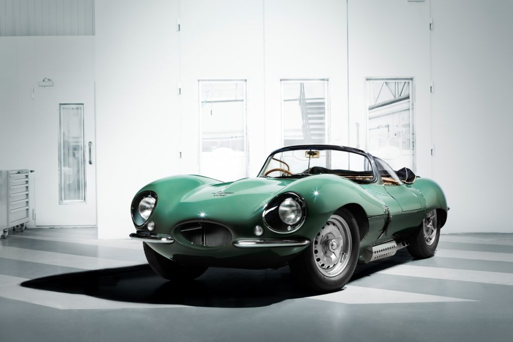 Jaguar XKSS, la supercar del '57 torna in vita FOTO