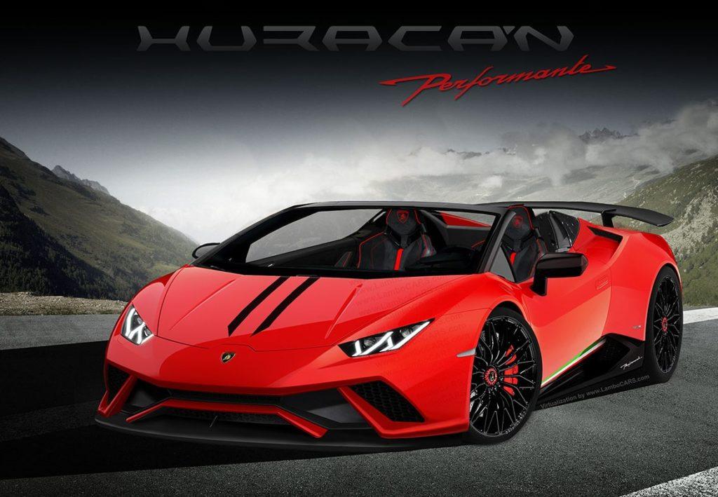 Lamborghini Huracan Performante: sarà lei la sorpresa che sarà svelata a breve a Los Angeles?