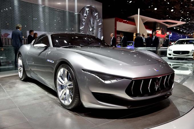 Maserati Alfieri: nel 2020 sarà elettrica