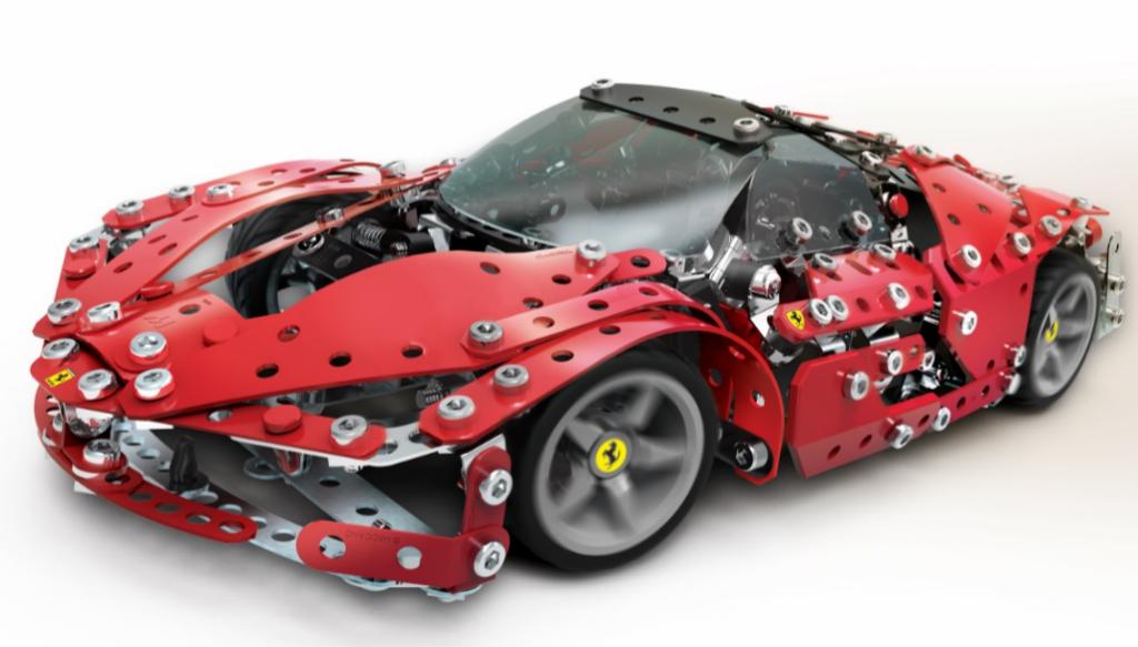 Ferrari 488 Spider e LaFerrari: nuovi ingressi nella scuderia Meccano