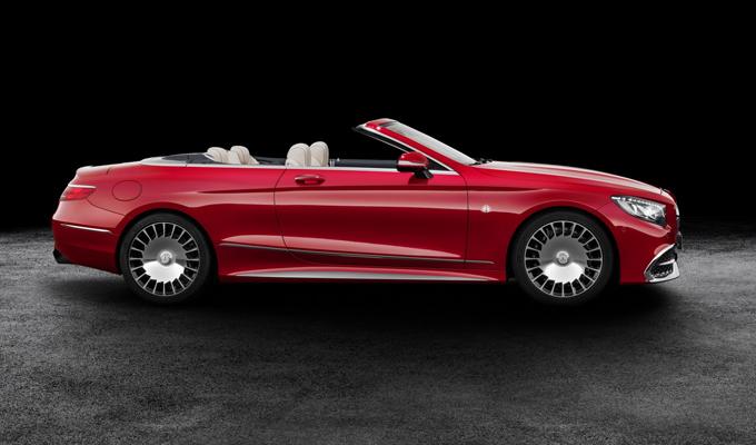 Mercedes-Benz a Los Angeles: sportività e fascino con le nuove vetture AMG e Maybach [LIVE]