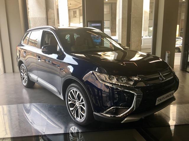 Mitsubishi ASX e Outlander MY2017