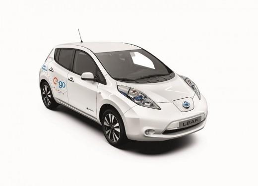 """Nissan ed Enel danno vita a """"e-go All Inclusive"""""""