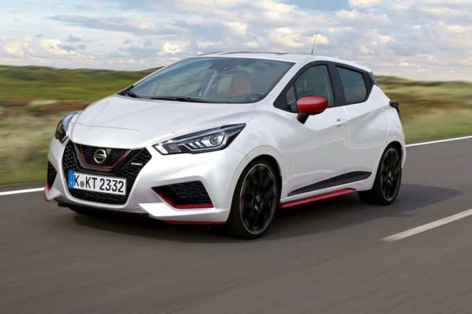 Nissan Micra Nismo: look grintoso e performance elevate cercasi [RENDERING]