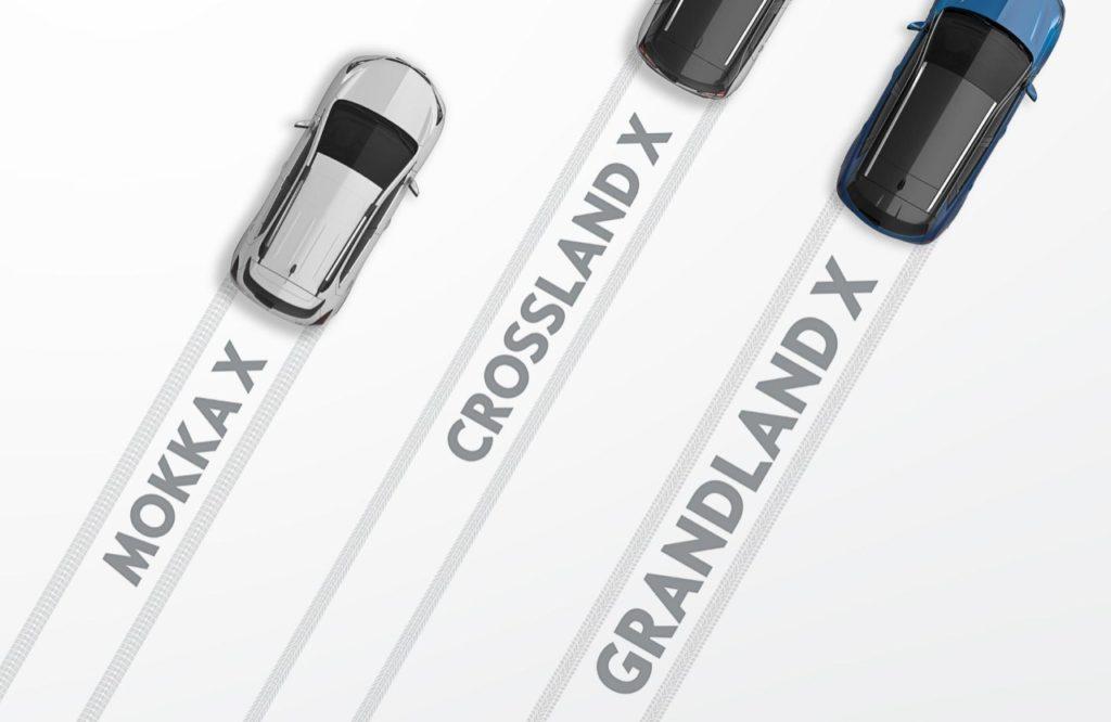 Opel Grandland X: svelato il nome del nuovo SUV medio del Fulmine