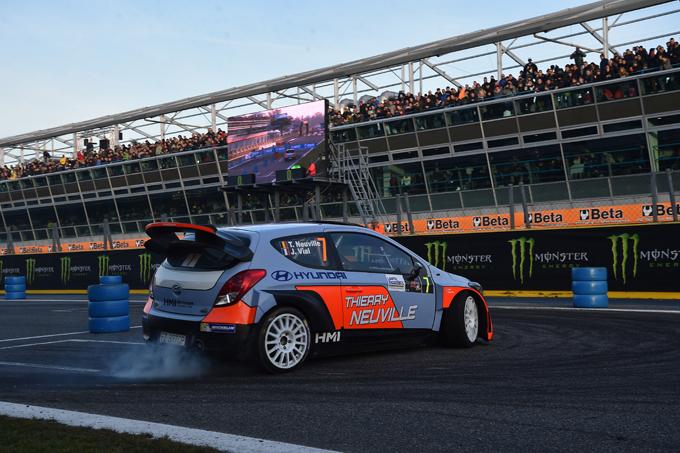 Monza Rally Show: all'EICMA un'area dedicata alla manifestazione