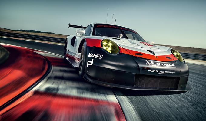 Porsche 911 RSR MY 2017: nuova voce alla competizione [VIDEO]