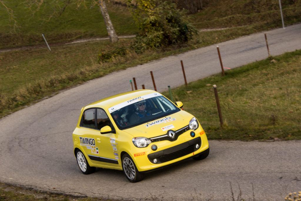 Renault presenta la Twingo R1A EVO per i rally