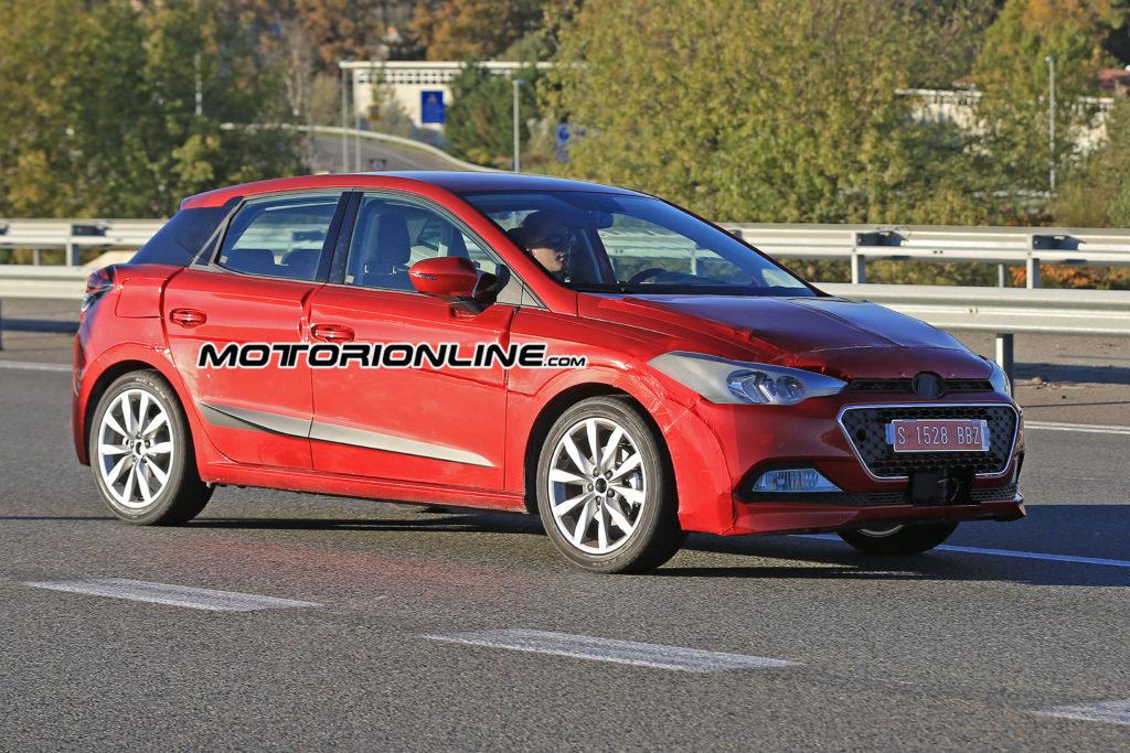 Nuova Seat Ibiza: in corso i primi test drive [FOTO SPIA]