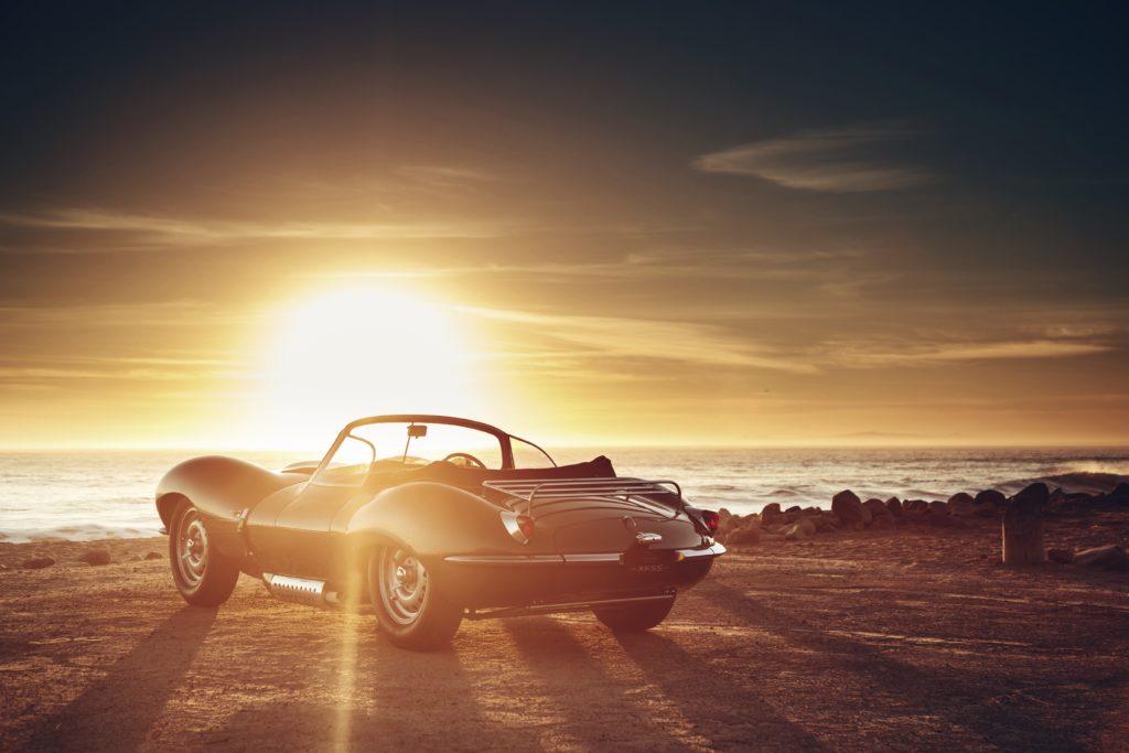 Jaguar XKSS: torna in vita in un filmato stupendo [VIDEO]