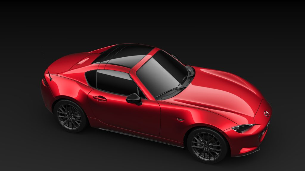 Mazda MX-5 RF Limited Edition: al via la prevendita online