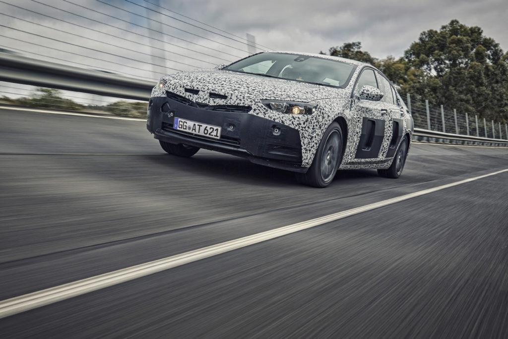 Nuova Opel Insignia: più leggera, più dinamica e più atletica [VIDEO]