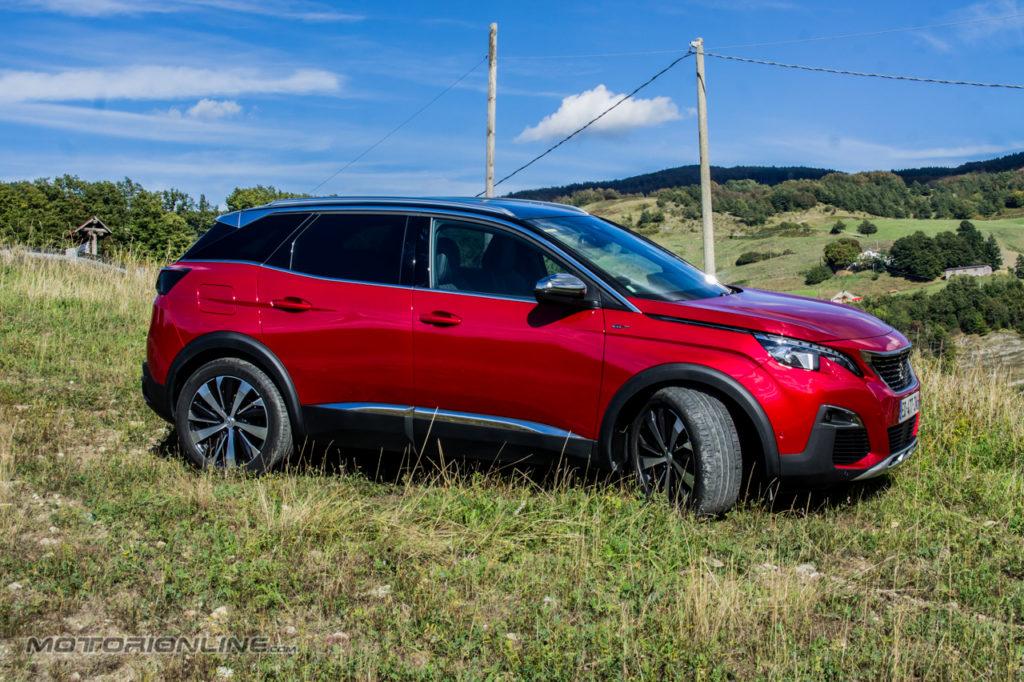 Peugeot, dalla nuova 3008 alle soddisfazioni rally per un ottobre da protagonista [VIDEO]