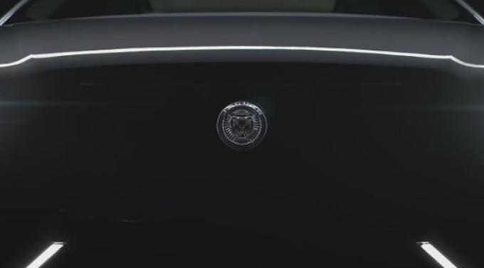 Jaguar: anteprima del nuovo veicolo che sarà presentato a Los Angeles [TEASER]