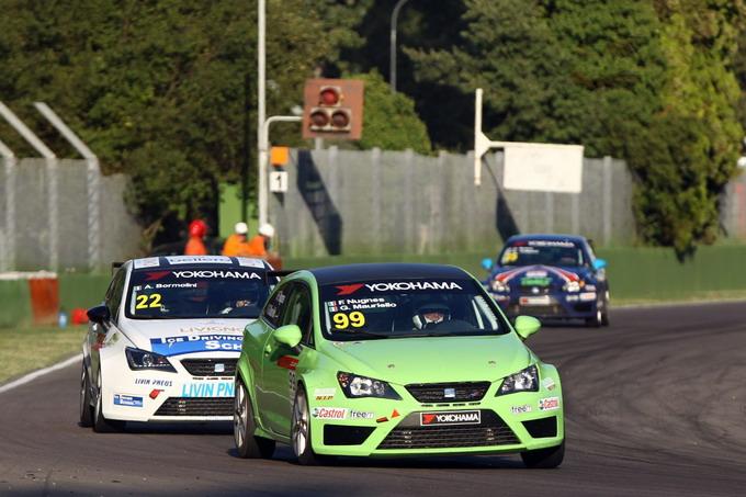 Con la gara di Monza si è chiusa la storia della Seat Ibiza Cup