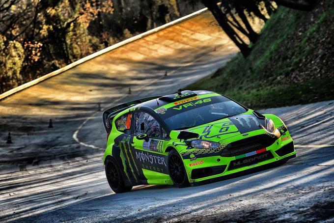 Pirelli alla 37^ edizione del Monza Rally Show