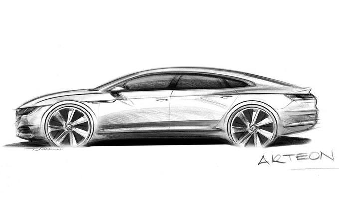 Volkswagen Arteon, arriva l'erede della CC