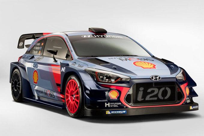 Hyundai i20 Coupè WRC