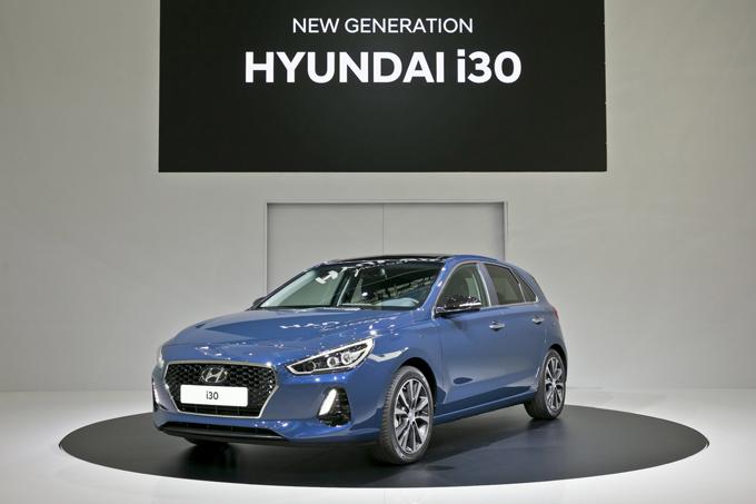 Hyundai i30: parte la produzione in Repubblica Ceca