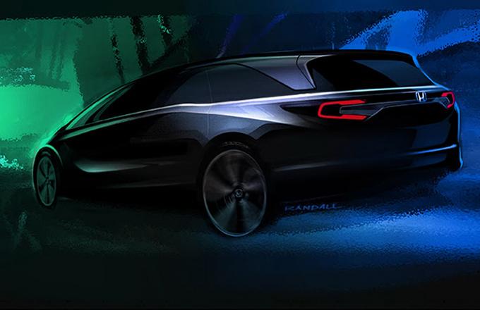 Honda Odyssey 2018: la minivan sarà presentata al Salone di Detroit