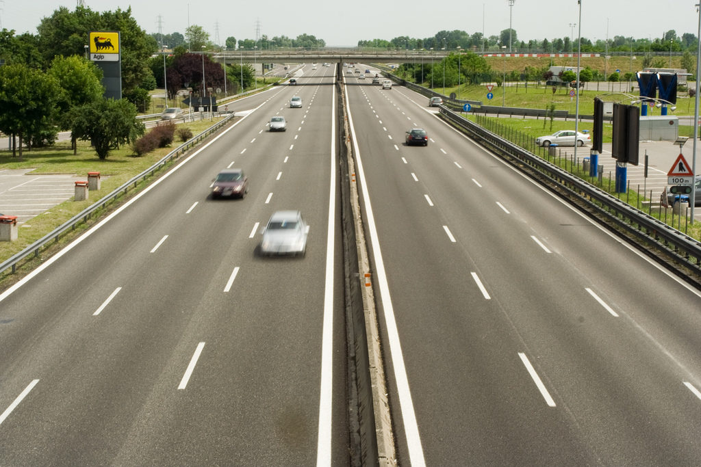 Autostrade, in vigore gli aumenti delle tariffe di pedaggio