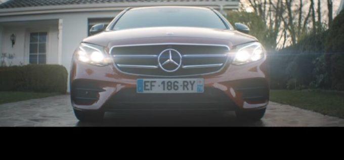 La nuova Mercedes Classe E SW incanta col Remote Parking Pilot [VIDEO]
