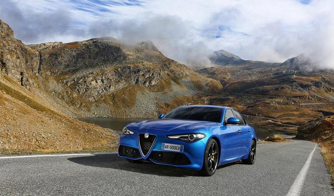 Alfa Romeo Giulia: negli Stati Uniti una nuova versione da 350 cavalli?