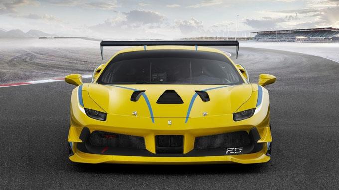 Ferrari 488 Challenge: a Daytona la presentazione ufficiale [VIDEO]