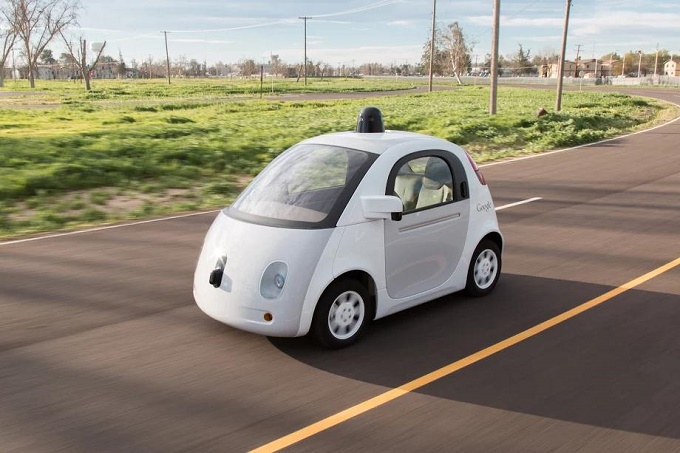 Google lancia Waymo, una nuova azienda di tecnologia per la guida autonoma