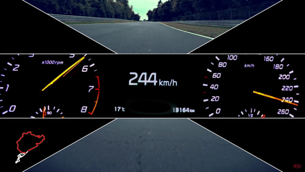 Kia GT: VIDEO TEASER della nuova berlina-coupé