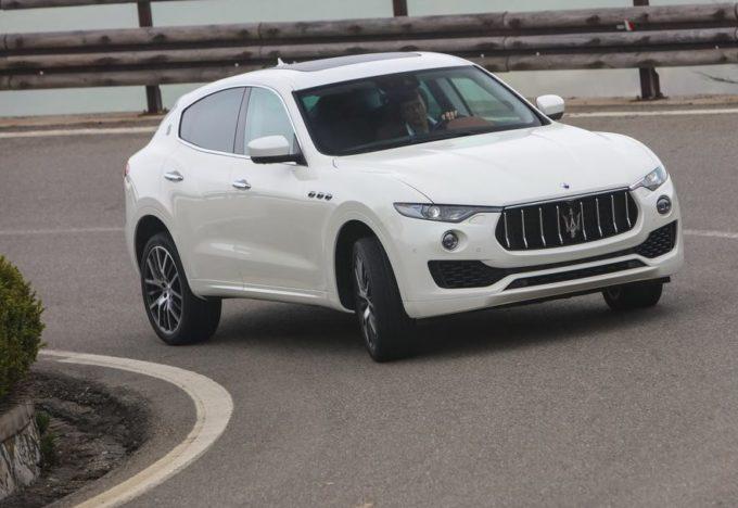 Maserati Levante sceglie i pneumatici Goodyear Eagle F1 Asymmetric 2 SUV come primo equipaggiamento