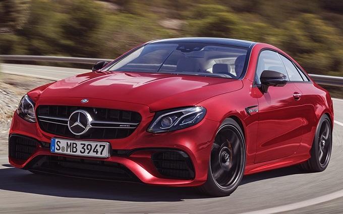 Mercedes-AMG E63 Coupè: ipotesi stilistica dell'anti-BMW M6 [RENDERING]