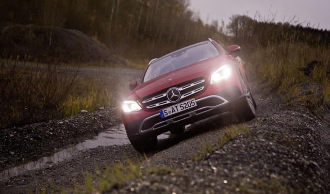 Mercedes-Benz Classe E 4MATIC All-Terrain - nuova galleria