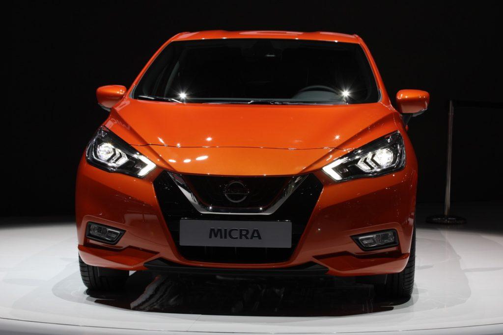 Nuova Nissan Micra in anteprima nazionale al Motor Show di Bologna