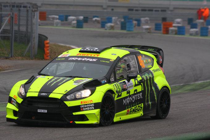 Monza Rally Show: Valentino Rossi trionfa nella 37^ edizione