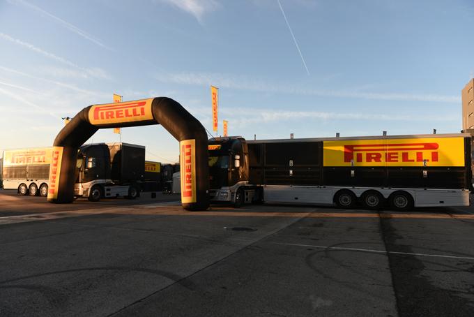 Motor Show di Bologna: Pirelli al 29° Memorial Bettega