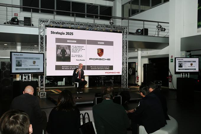 Porsche, un 2016 ricco di novità e di successi