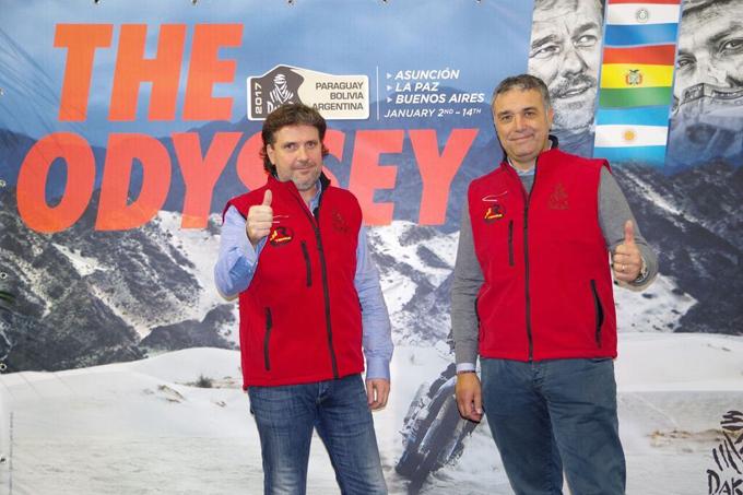 Dakar 2017, Daytona Race e Car Racing: Scandola-Fossà verso Asunciòn