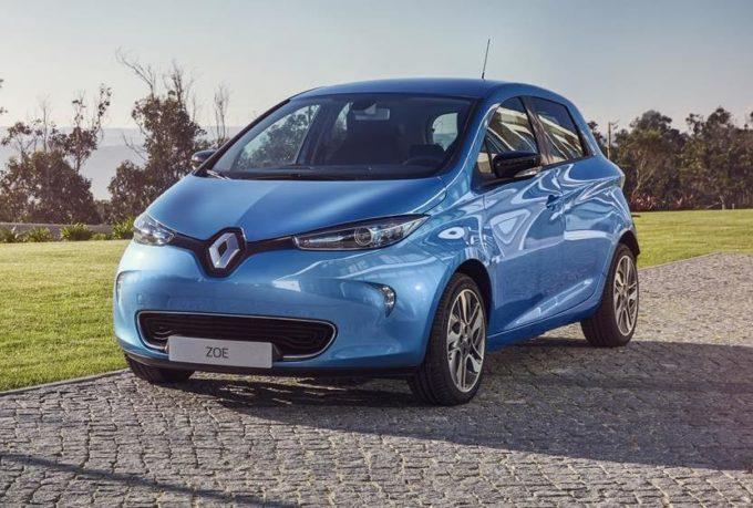 Renault Zoe 2017