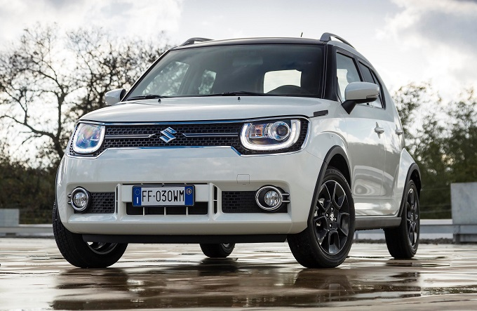 Suzuki Ignis: con safety pack conquista le cinque stelle Euro NCAP [VIDEO]