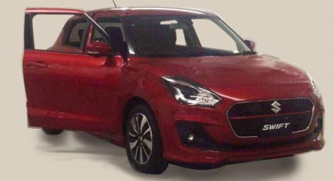 Suzuki Swift: in Rete emerge la prima foto della nuova generazione