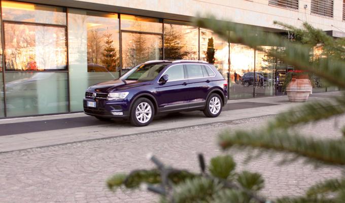 Nuova Volkswagen Tiguan 1.6 TDI: un'esclusiva per l'Italia descritta da Fabio Di Giuseppe [VIDEO]