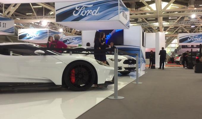 Ford al Motor Show 2016: l'Ovale Blu presente con la gamma prestazionale [VIDEO]