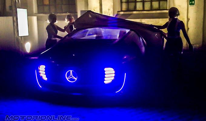 Mercedes presenta #IlFuturoOggi: la mobilità del domani a Stoccarda [FOTO e VIDEO]