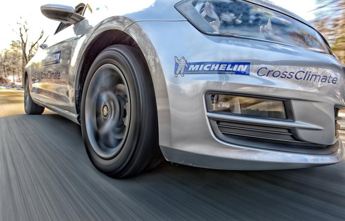 Michelin Meteo Solutions: pneumatici per ogni condizione