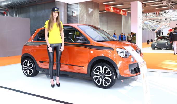 Renault al Motor Show 2016: diverse novità e una Twingo GT firmata Renault Sport [FOTO E VIDEO]