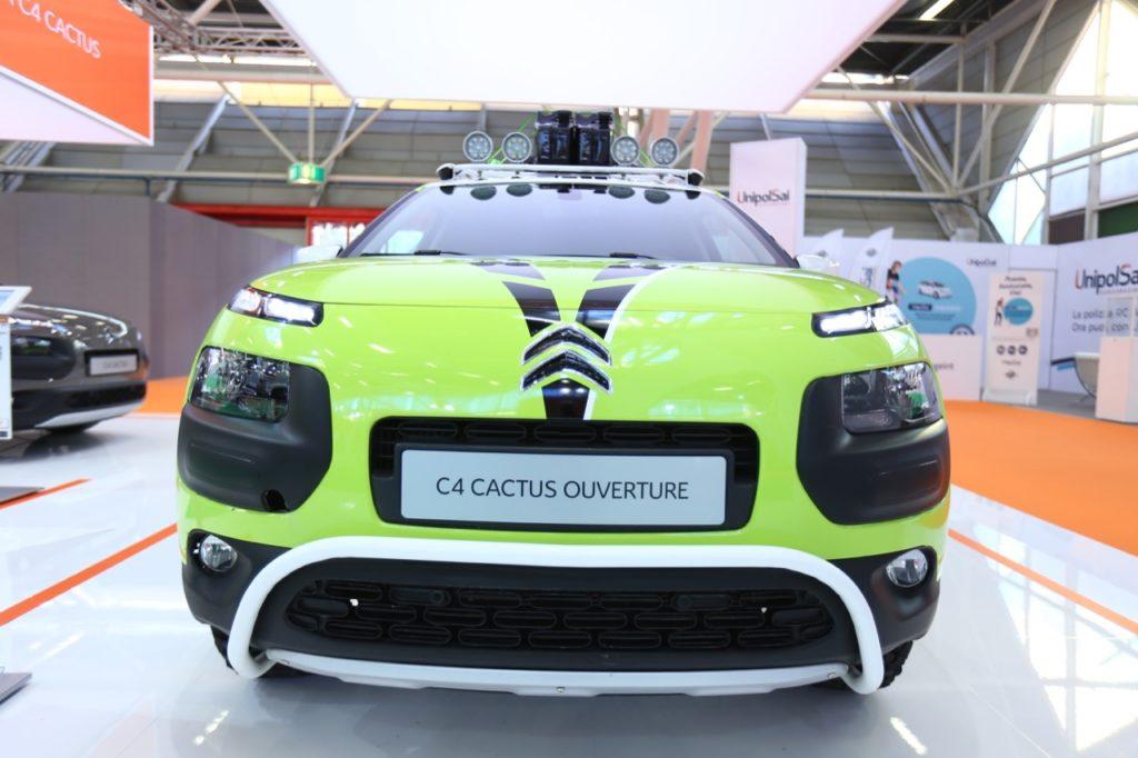 [SUJET OFFICIEL] Citroën C4 Cactus [E31] - Page 36 Stand-citroen-motorshow-bologna-2016_02-1024x682