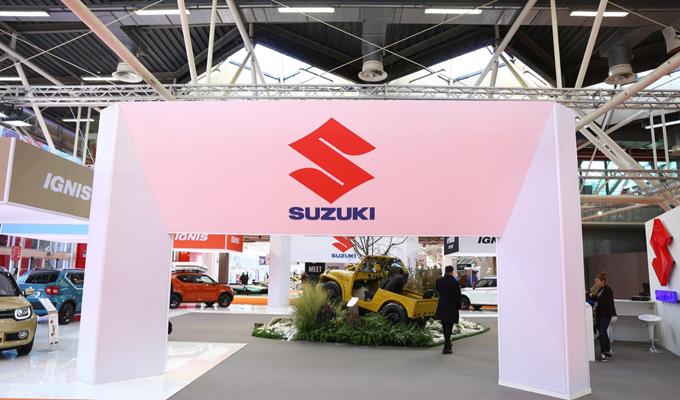 Suzuki al Motor Show 2016: Mirko Dall'Agnola illustra le novità [VIDEO INTERVISTA]